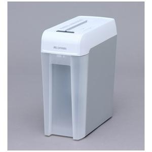 アイリスオーヤマ KP6HMCS マイクロカットシュレッダー (A4サイズ/CD・DVD・カードカット対応) ホワイト/グレー|yamada-denki