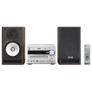 オンキヨー X-NFR7FX(D) 【ハイレゾ音源対応】 CD/SD/USBレシーバーシステム&lt...