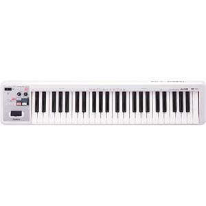 ローランド A-49-WH 49鍵MIDIキーボード・コントローラー (ホワイト)|yamada-denki