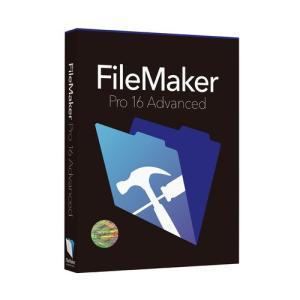 ファイルメーカー FileMaker Pro 16 Advance DVD HL2J2G/A|yamada-denki