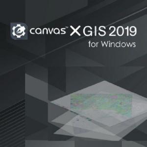 日本ポラデジタル Canvas X GIS 2019 J Win N42004<br>0...