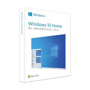 マイクロソフト Windows 10 Home 日本語版(新パッケージ) HAJ-00065