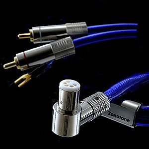 ZONOTONE(ゾノトーン) 6NTW6060MEISTERL1.5 5Pinコネクター L型ネック ⇔RCA端子 1.5m|yamada-denki