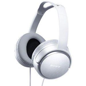 MDR-XD150 W ダイナミック密閉型ステレオヘッドホン ホワイト<br>024