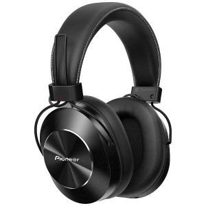 パイオニア SE-MS7BT-K 【ハイレゾ音源対応】ダイナミック密閉型Bluetoothヘッドホン...