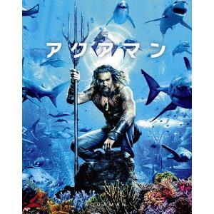 【BLU-R】 アクアマン ブルーレイ&DVDセット(ブックレット&キャラクターステッカー付)