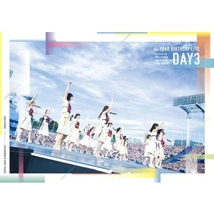 【BLU-R】乃木坂46 / 6th YEAR BIRTHDAY LIVE Day3(通常盤)