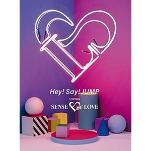 【DVD】Hey!Say!JUMP / Hey! Say! JUMP LIVE TOUR SENSE or LOVE(初回限定盤)