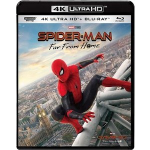 【4K ULTRA HD】スパイダーマン:ファー・フロム・ホーム(初回生産限定版)(4K ULTRA HD+ブルーレイ)