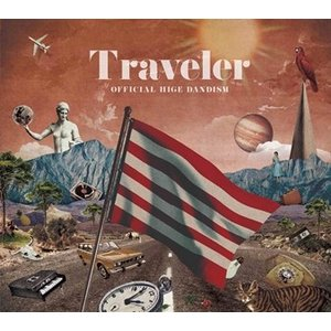 【CD】Official髭男dism / Traveler(初回限定Live Blu-ray盤)(B...