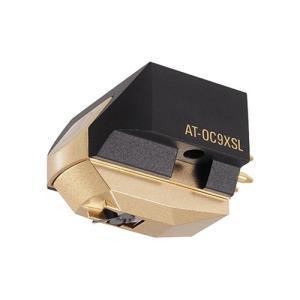 オーディオテクニカ デュアルムービングコイル(MC)ステレオカートリッジ AT-OC9XSL<...