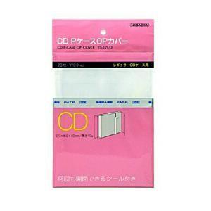 ナガオカ TS-521/3 CD PケースOPカバー 30枚入|yamada-denki