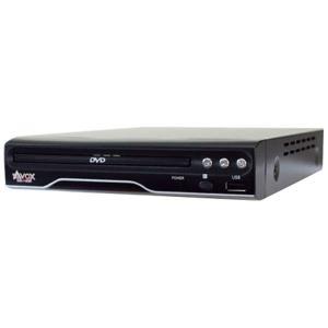 AVOX ADS-1180SK 再生専用 DVDプレーヤー ブラック|yamada-denki