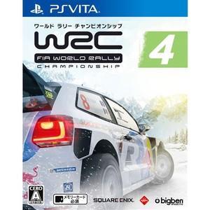 WRC 4 FIA ワールドラリーチャンピオンシップ PS Vita|yamada-denki