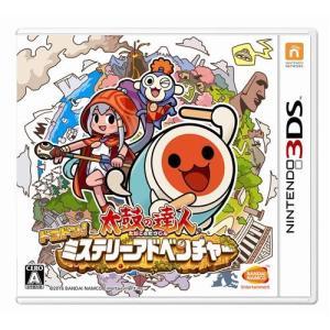 太鼓の達人 ドコドン!ミステリーアドベンチャー(3DSソフト)CTR-P-BT8J|yamada-denki