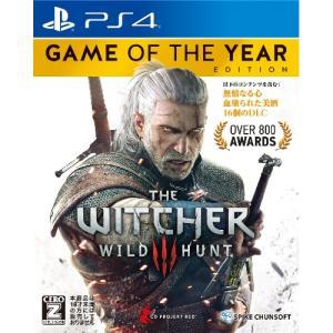 ウィッチャー3 ワイルドハント ゲームオブザイヤーエディション PS4 (PS4ゲームソフト)PLJ...
