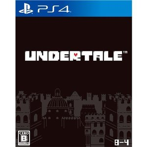 UNDERTALE PS4 PLJM-16095