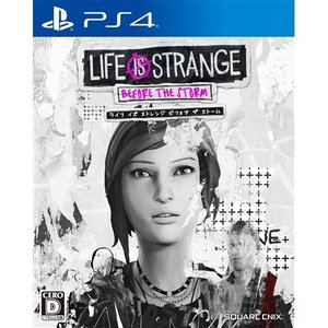 Life is Strange: Before the Storm PS4 PLJM-16192|yamada-denki