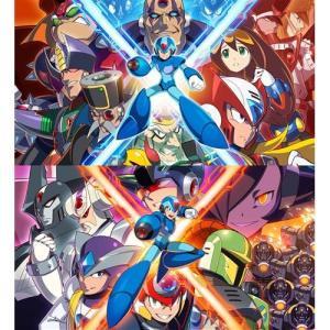 ロックマンX アニバーサリー コレクション 1+2 PS4版 PLJM-16190 yamada-denki