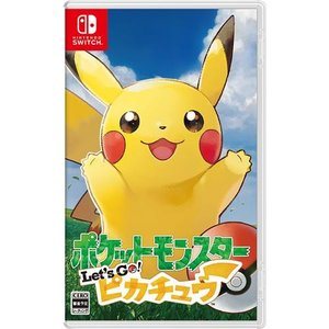 ポケットモンスター Let's Go! ピカチュウ  Nintendo Switch HAC-P-A...