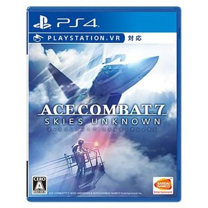 ACE COMBAT 7: SKIES UNKNOWN 通常版 PS4版 PLJS-74025|yamada-denki