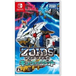 ゾイドワイルド キングオブブラスト Nintendo Switch HAC-P-AR6EA|yamada-denki