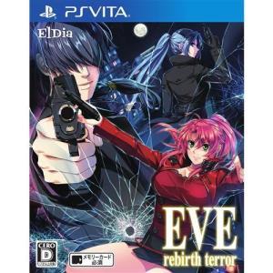 EVE rebirth terror 通常版 PSVita VLJM-38127|yamada-denki