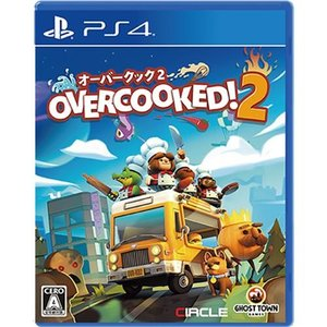 Overcooked 2 - オーバークック2 PS4<br>080