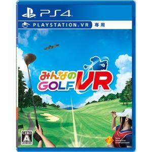 みんなのGOLF VR PS4 PCJS-66050 (PlayStationVR専用)・080