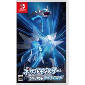 【オリジナル予約特典付】ポケットモンスター ブリリアントダイヤモンド Nintendo Switch...