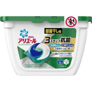 ピーアンドジー(P&G) アリエール 洗濯洗剤 リビングドライジェルボール3D 本体 (18個入) yamada-denki