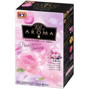 花王 バブ The Aroma Pleasure 12錠入 入浴剤|yamada-denki