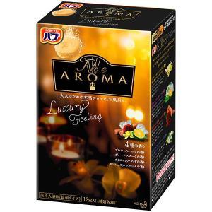 花王 バブ The Aroma Luxury 12錠入 入浴剤|yamada-denki