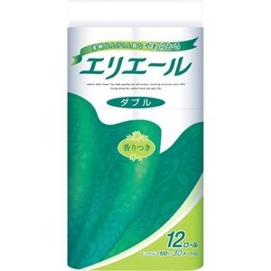 エリエール トイレットティシュー ダブル ( 12ロール ) yamada-denki