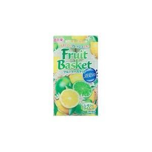 丸富製紙 フルーツバスケット レモン&ライム 12ロール ダブル|yamada-denki