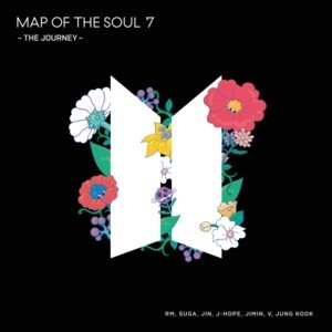 【CD】BTS / MAP OF THE SOUL : 7 ~ THE JOURNEY ~(通常盤・初回プレス)
