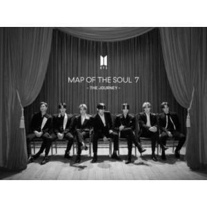 【CD】BTS / MAP OF THE SOUL : 7 ~ THE JOURNEY ~(初回限定盤A)(Blu-ray Disc付)