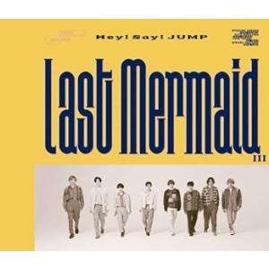 【発売日翌日以降お届け】【CD】Hey!Say!JUMP / Last Mermaid...(通常盤)