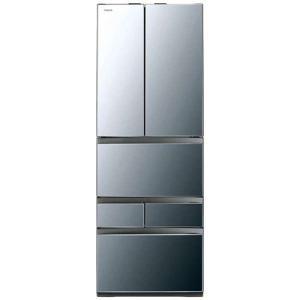 【無料長期保証】東芝 GR-M460FWX(X) 6ドア冷蔵庫 「VEGETA(べジータ)FWXシリーズ」 (462L・フレンチドア) ダイヤモンドミラー|yamada-denki