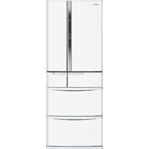 【無料長期保証】パナソニック NR-FVF453-W 6ドア冷蔵庫 (451L・フレンチドア) ハーモニーホワイト|yamada-denki