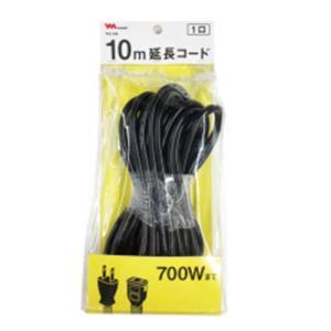 ムサシ WE-708 10m延長コード|yamada-denki