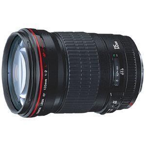 キヤノン Canon EF 135mm F2L USM レンズ