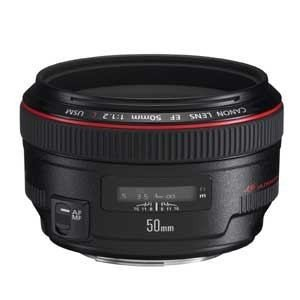 キヤノン Canon EF 50mm F1.2 L USM レンズ<br>315
