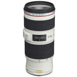Canon レンズ EF70-200/F40LIS