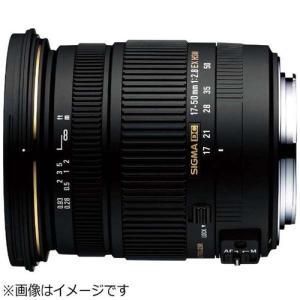 シグマ 交換レンズ 17-50mm F2.8 EX DC OS HSM (APS-C用キヤノンEFマウント)|yamada-denki
