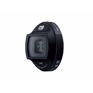 パナソニック 単焦点 3Dレンズ マイクロフォーサーズ用 ルミックス G 12.5mm/F12 H-...