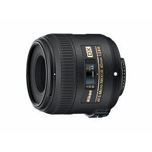 ニコン カメラレンズ AF-S DX Micro Nikkor 40mm f/2.8G ニコンFマウ...