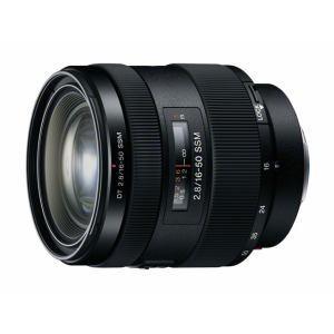 ソニー 交換レンズ DT 16-50mm F2.8 SSM (APS-C用ソニーA(α)マウント)&...