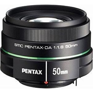 交換レンズ smc PENTAX-DA 50mm F1.8<br>315