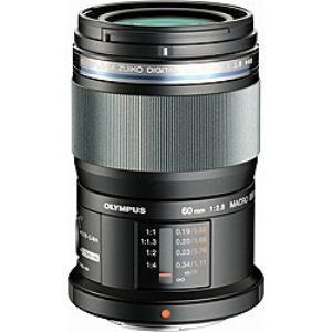 オリンパス 交換レンズ M.ZUIKO DIGITAL ED 60mm F2.8 Macro(マクロ...